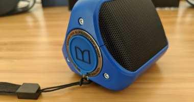 Monster Superstar S100 Wireless Speaker Ports