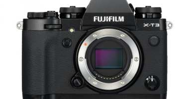 First Look: FujiFilm X-T3