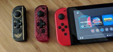 Hori Nintendo Switch Left D Pad Controller (11)