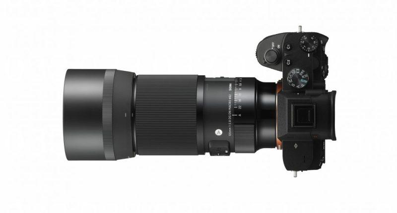 Sigm 105mm F2-8 DG DN Macro Art