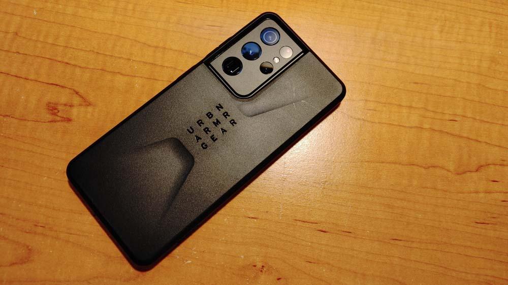 Urban Armor Gear Galaxy S21 Ultra 5G Case