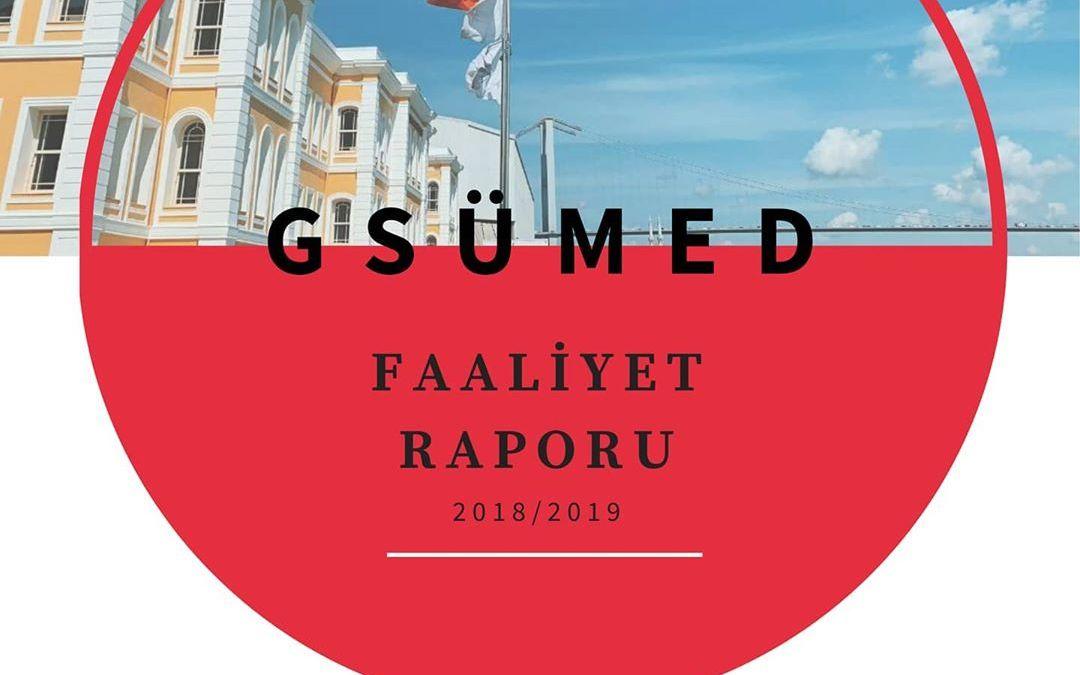 2018-2019 Faaliyet Raporu