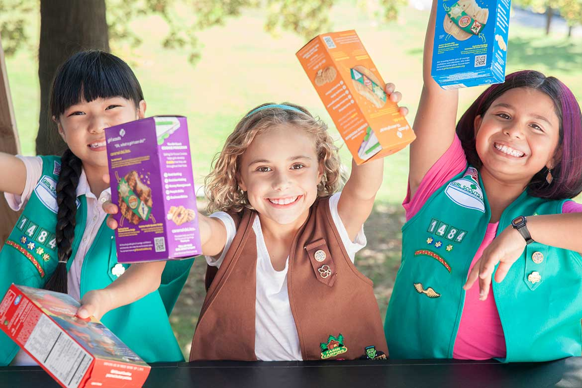 10 reasons to buy girl scout cookies girl scouts of