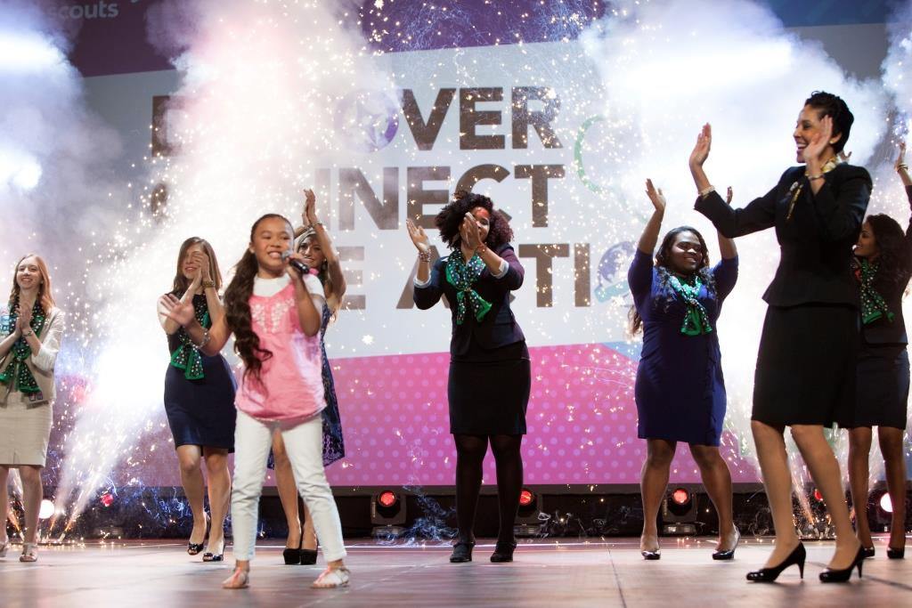 girl scout national convention 2017 columbus oh girl