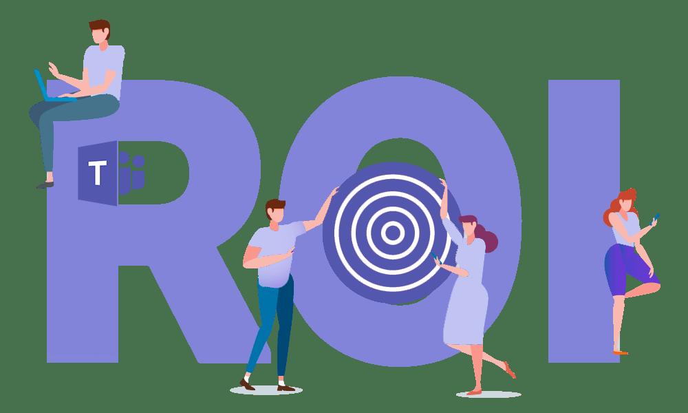 Microsoft Teams monitoring ROI