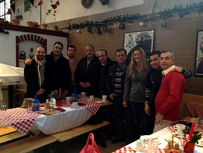 iráni szakemberek Magyarországon