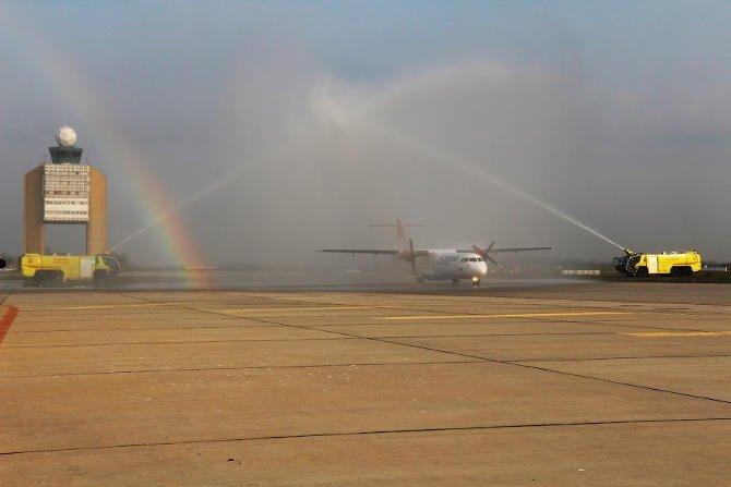 Elindult az Air Serbia Belgrád-Budapest járata
