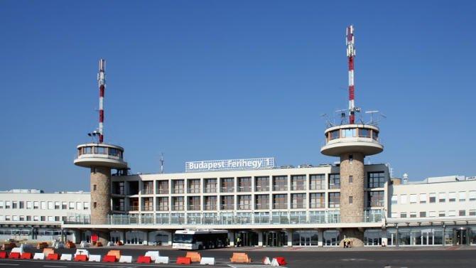 Ferihegy - 1. terminál