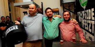 2014 kedvenc kézműves söre és az Év Sörfőzdéje