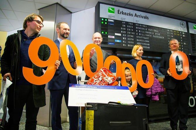 Remek repülőtéri rekord
