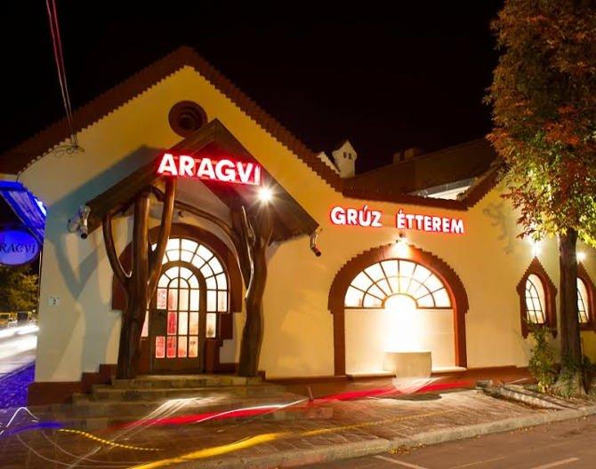Aragvi Grúz Étterem