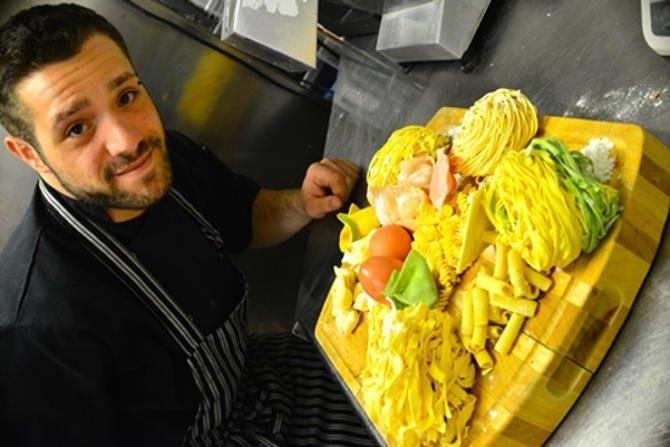 Kis olasz tésztakörkép