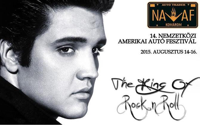 Elvis Presley emlékest Komáromban