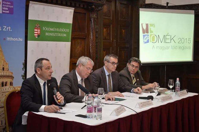 5 nap alatt megismerheti Magyarországoat - OMÉK 2015