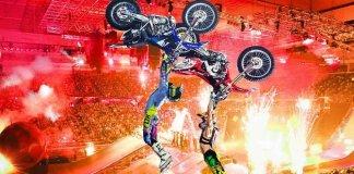 Nitro Circus először Magyarországon