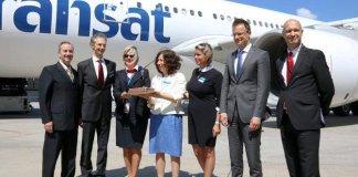 Teltházas volt már az első Toronto-Montreal-Budapest járat