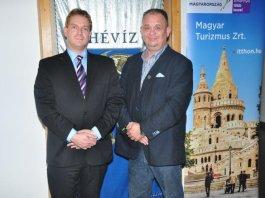 Turisztikai tervekről zajlott egyeztetés Hévízen