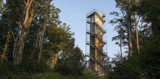 Galya-kilátó a legjobb épület