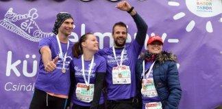 Maratoni Bátorság, Harley-Davidson Charity Run Team