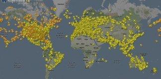 A Flightradar 24 közvetlenül is elérhető az easyJet mobilappján keresztül