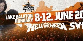 A Helloween és a The Sweet érkezik az Open Road Festre
