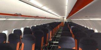 Minden A320-as easyJet repülőgép megújul
