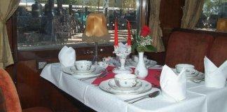 Étkezőkocsi Találkozó a Gőzmozdony Parádén a Vasúttörténeti Parkban