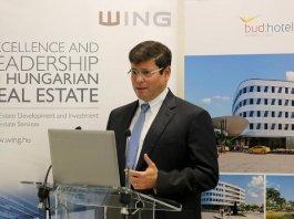 Repülőtéri szállodát fejleszt a Budapest Airport és a WING Zrt.