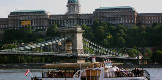 Belföldi turizmus - Duna, Budai vár