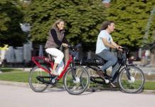 Elektromos kerékpár pályázat