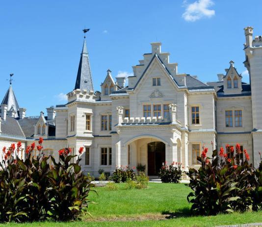 Nádasdladány - Nádasdy-kastély