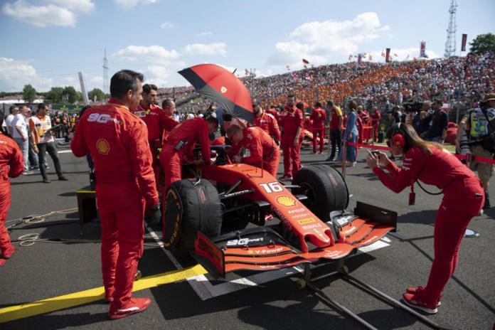 Formula 1 Grand Prix - Hungaroring