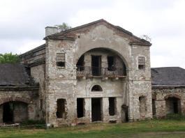 Patay kastély Abaújszántó