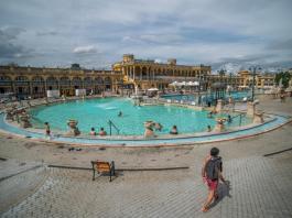Széchenyi fürdő, Budapest