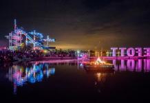 EFOTT fesztivál, Velencei-tó