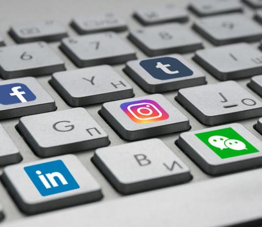 közösségia média
