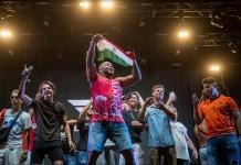 EFOTT fesztivál 2021 - Flo Rida koncert