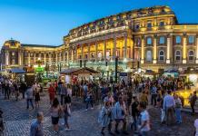 Budapest Borfesztivál - Budavári Palota