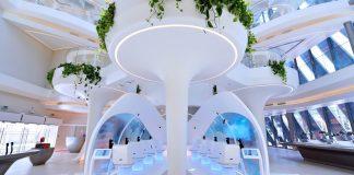Az Emirates Pavilon futurisztikus élménnyel várja a Dubaji világkiállítás látogatóit