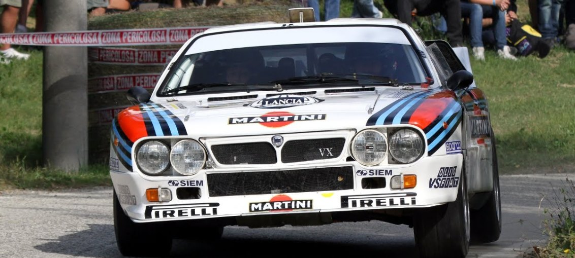 Lancia 037 Group B RALLY