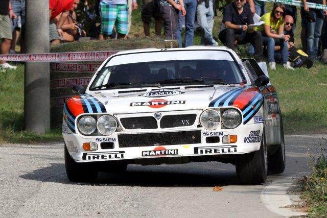 Lancia 037 Group B RALLY