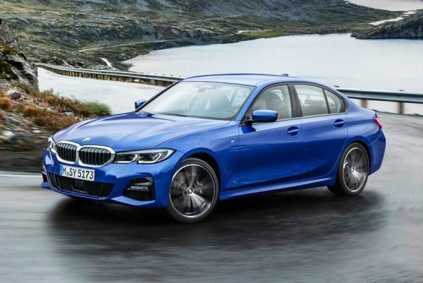 BMW 3 series 2019 (G20) Цены в России, комплектации, фото ...