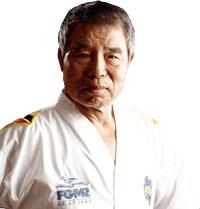 irst Grand Master Ree Ki Ha