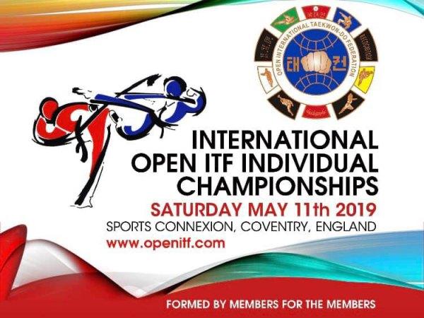 Tournament Registration International Open ITF Individual Championships