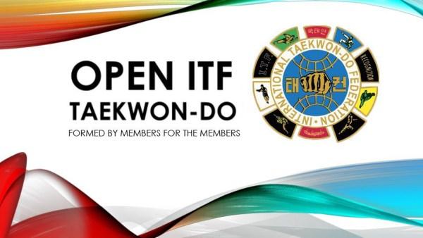 open itf taekwon-do