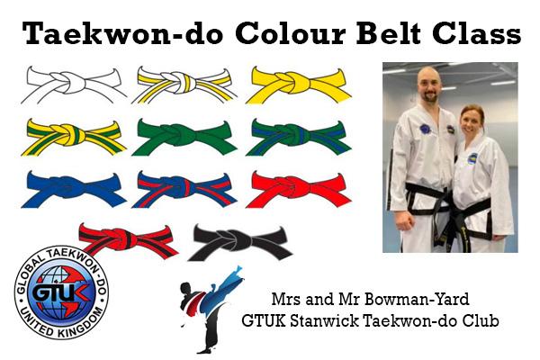 Colour Belt Class