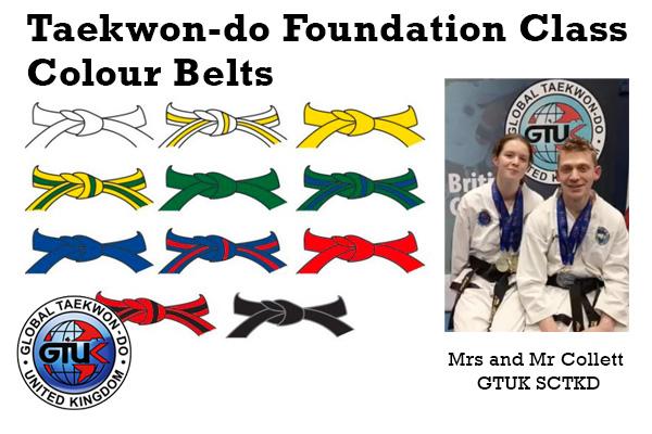 Taekwondo Foundation Class