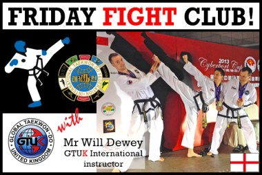 friday fight club