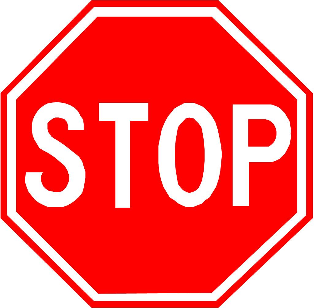 Senal De Stop Recurso Educativo