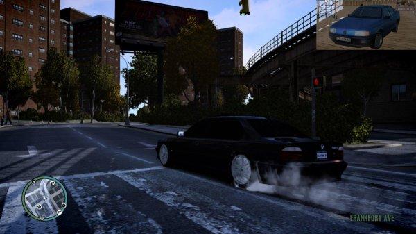 Скачать BMW 750iL E38 для GTA 4   GTA-Mania